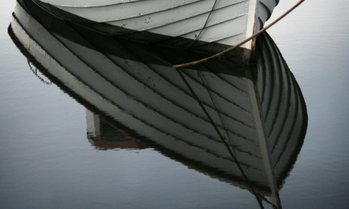 Reflection-boat